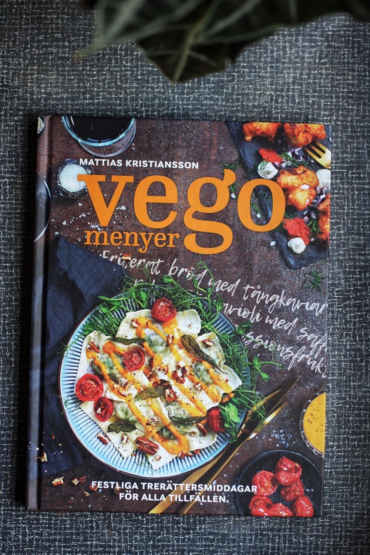 mattias Kristiansson vegomenyer vegetarisk kokbok recension