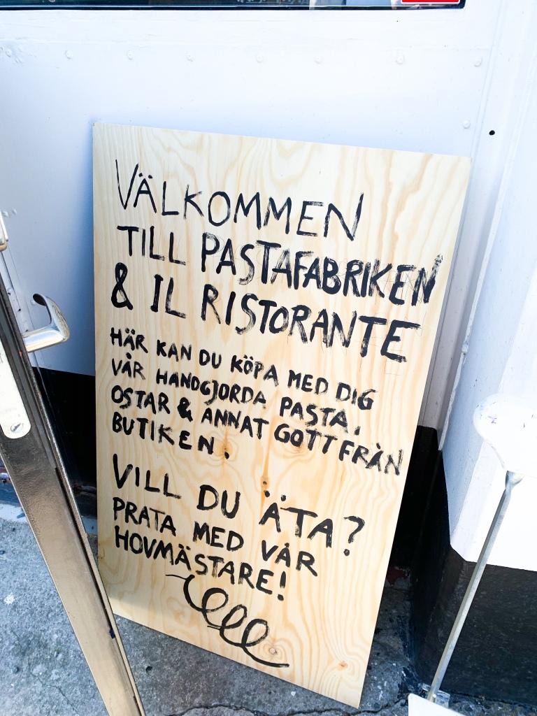 pastafabriken i Ingelstorp